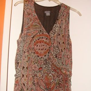 Ladies Ann Taylor Light Weight Top